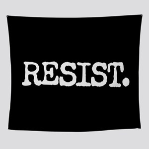Resist. Wall Tapestry